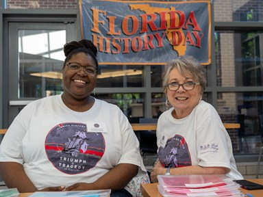 Be a part of Florida History Day